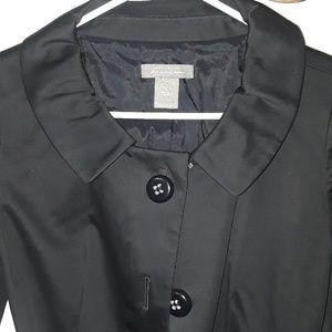 ANN TAYLOR fine Italian fabric jacket size 2